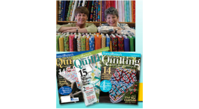 Love of Quilting Magazine
