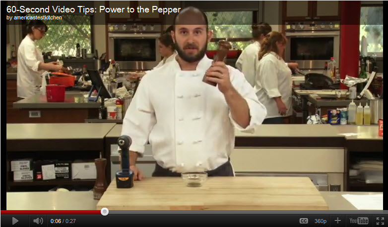 Power to the Pepper