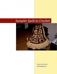 Sampler Quilt to Crochet
