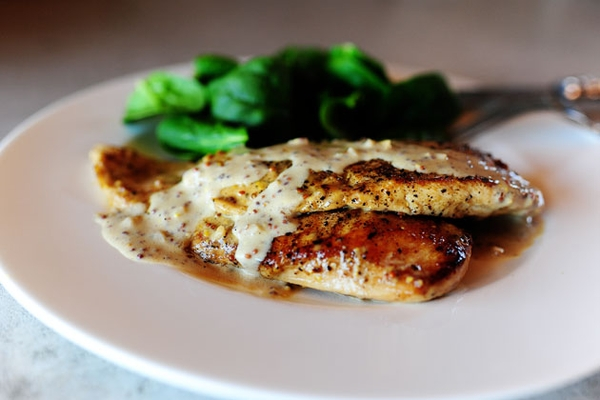 Chicken with Mustard Cream Sauce – The Pioneer Woman Cooks