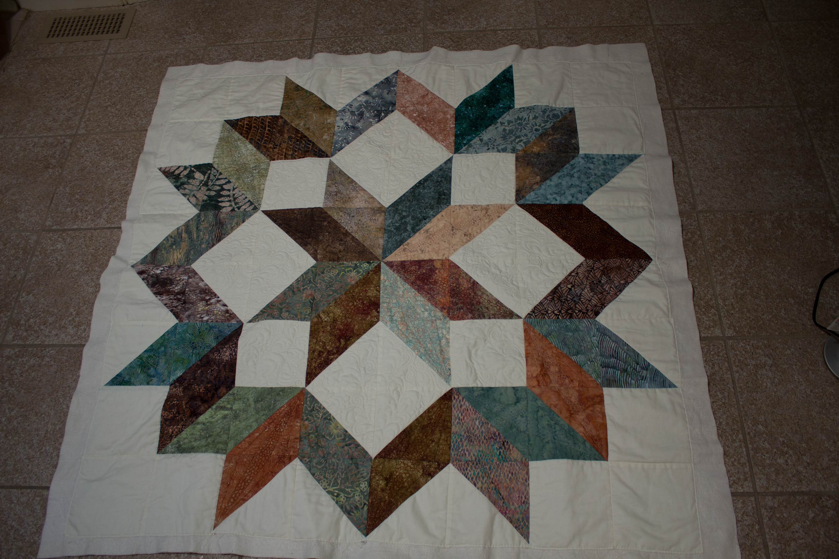 Carpenter Star | Hobby Stash : simple star quilt pattern - Adamdwight.com