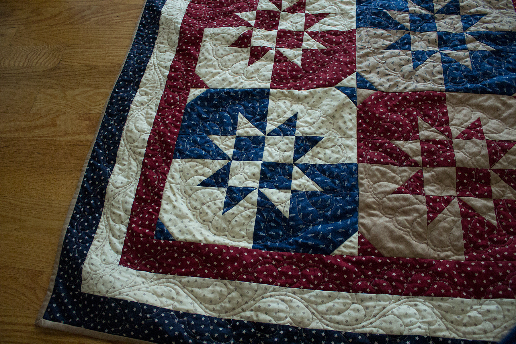 Quilt Of Valor 2014 Disappearing Hourglass Hobby Stash
