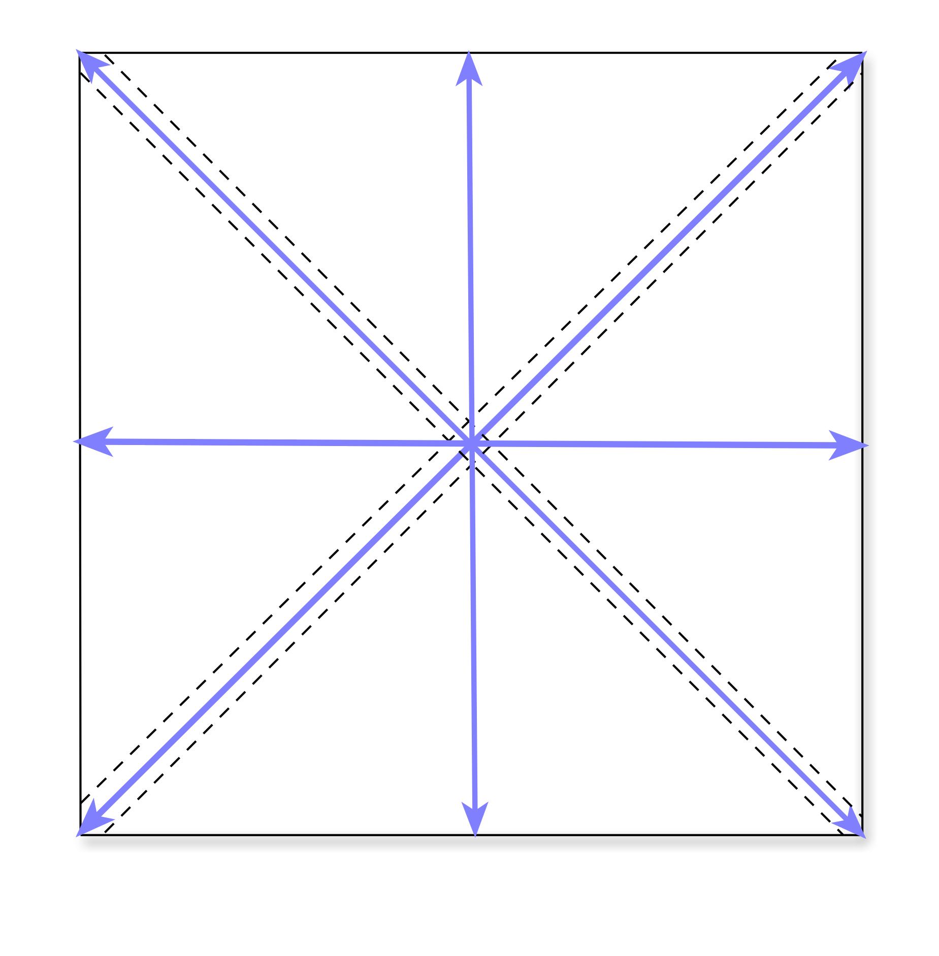 Making Half Square Triangles Hobby Stash