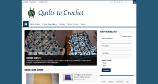 Quilts to Crochet