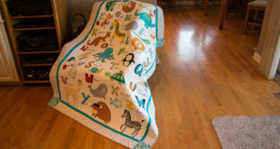 Animal ABCs by Windham Fabrics