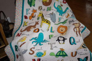 Animal ABCs by Windham Fabrics