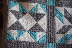 Antique Mosaic Quilt
